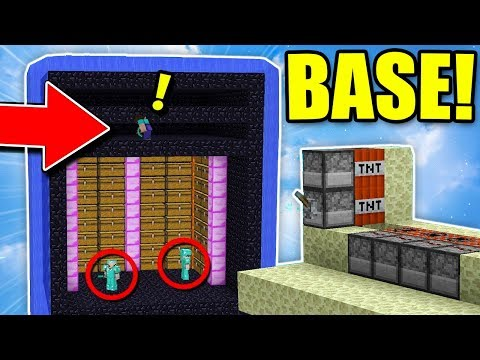 Minecraft: BASE MAIS PROCURADA DE TODAS! (Factions Classic) #Bonus ‹ Viros ›