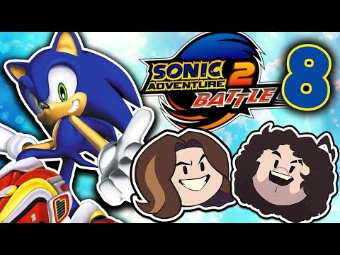 Sonic Adventure 2 Battle: Jichael Mackson