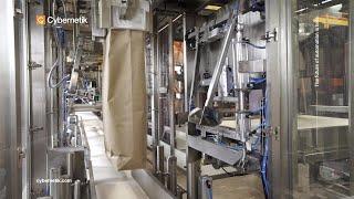 automatic bagging machine cybernetik technologies pvt ltd