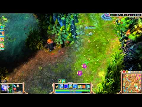 League of Legends Let's Play [1080p HD] - Ash Game #3 - Ep. 38