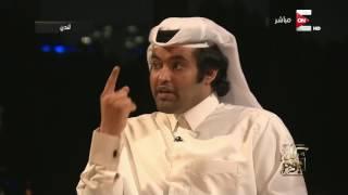 المتحدث بإسم المعارضة القطرية: حمد بن جاسم عنده مريض نفسي والمقاطعة العربية أثرت في المواطن القطري