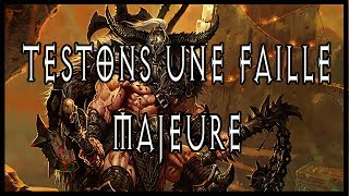 Diablo 3 - Testons les failles majeures PTR 2.1 - Hoos Gaming