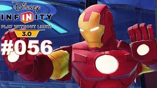DISNEY INFINITY 3.0 #056 Iron Man ★ Let's Play Marvel Battlegrounds [Deutsch]