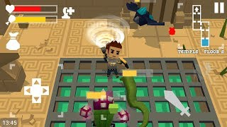 Simple Dungeon (by Game Dev Team) - rpg game for android - gameplay.