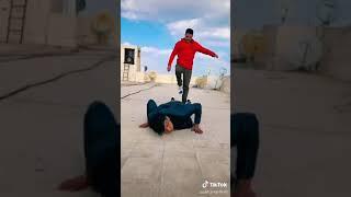 فيديو  تيك  توك #ع اغنيه  انا  بابا 🌚#