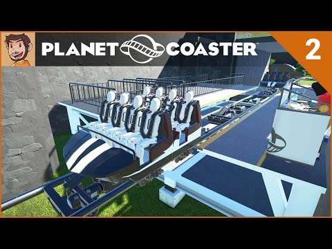 Let's Play - Planet Coaster - Part 2