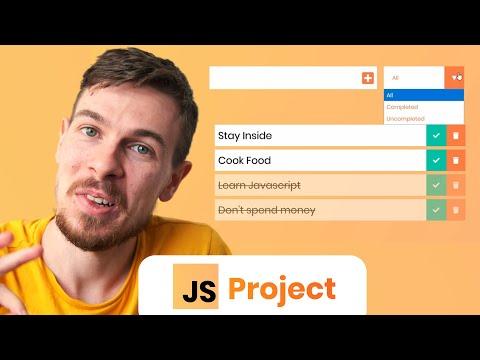 beginner-vanilla-javascript-project-tutorial