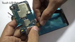 Xiaomi Mi Max Broken Display Replacement Video