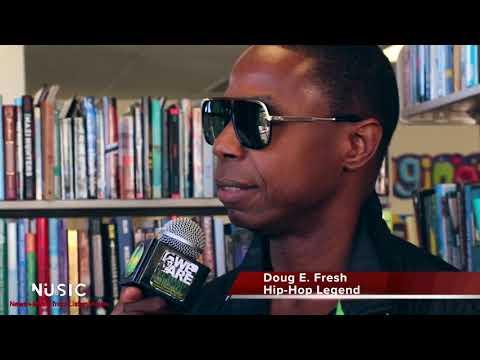 NUSIC - Doug E. Fresh at Richard Wright Charter School