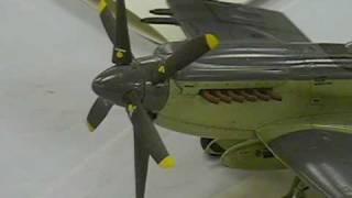 "Austin Scale Model Show 2000   Supermarine Spitfire  FR47 ""Seafire"""