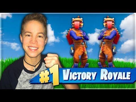 לקחנו את הניצחון המטורף ביותר בדו של קציצות סרטן! *סקין חדש ומטורף!* (Fortnite Battle Royale)