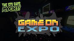Game On Expo 2018 | Convention Walk Through | Con Tour | Arcades | Retro Gaming | More!
