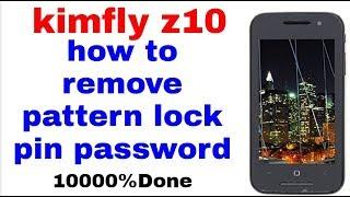 How to hard reset kimfly z53 Mp4 HD Video WapWon