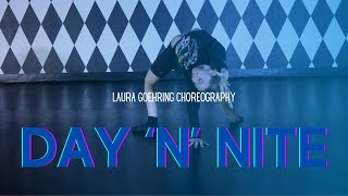Day 'N' Nite @Kid Cudi I Laura Goehring Choreography ft. @Lily Kate Goehring