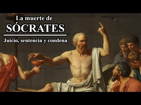 la-muerte-de-sócrates,-parte-i:-la-apología.-juicio,-sentencia-y-condena-de-sócrates.