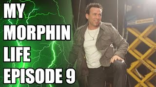 MY MORPHING LIFE - Episode 9 - JASON DAVID FRANK