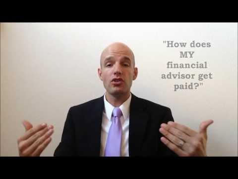How Do Financial Advisors Get Paid?