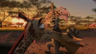 Мадагаскар 2.  Кисми 11. Бо забони точики лахчави