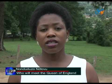 A 26 year old lady of Kaphunga to meet with Queen Elizabeth