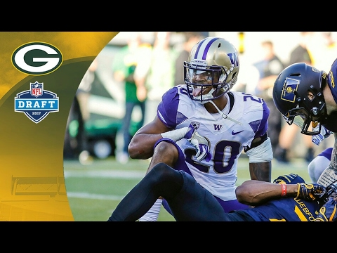 2017 NFL DRAFT: GREEN BAY PACKERS SELECT (CB) KEVIN KING