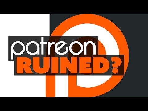 Patreon SCREWS OVER Creators & Patrons - The Know Tech News