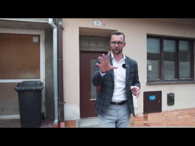 PRODÁNO ZA 14DNÍ: Dům k rekonstrukci se zahradou za domem ve Šlapanicích u Brna