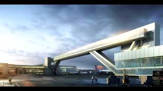 Groundbreaking for Sea-Tac Airport's new International Arrivals Facility