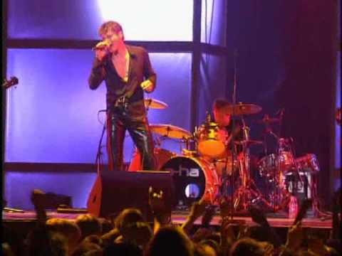 A-ha - The Living Daylights (Live) HQ