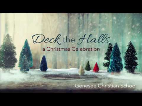 Genesee Christian School Christmas Program - 12/12/2019