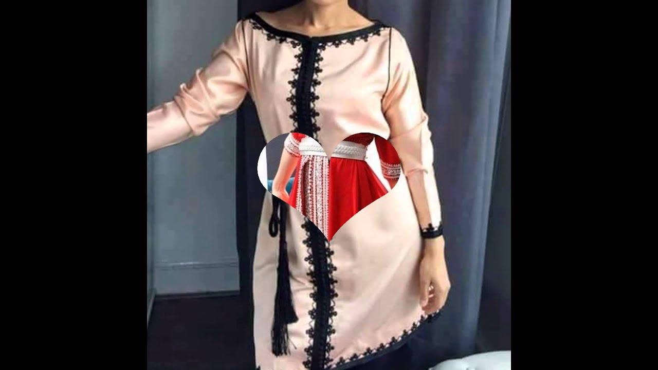 takchita marocaine caftan marocain robe de mariage 2016 youtube. Black Bedroom Furniture Sets. Home Design Ideas