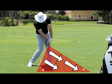 Start Compressing Your Irons Like The Pros With These Drills