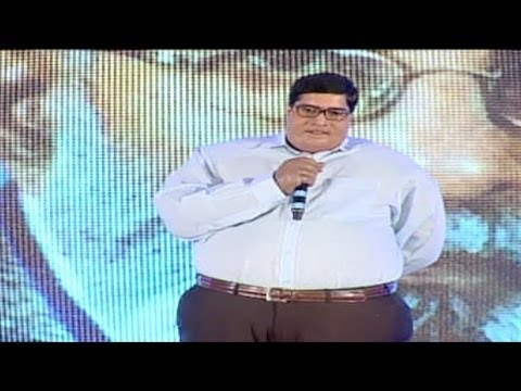 Allari Naresh Speech @ Laddu Babu Audio Launch - Shamna Kasim, Bhumika