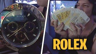 Originale XXL Rolex😱12.000€ im Casino gewonnen🤑 MontanaBlack Stream Highlights