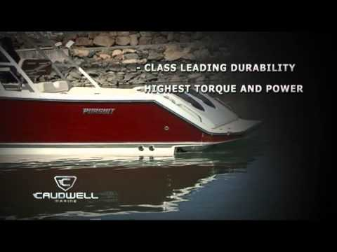 Caudwell Marine Diesel Engine Axis Drive Corporate Promotional Film