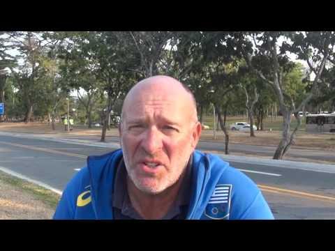 Rio 2016 Day 1 - Interview with Luca Devoti