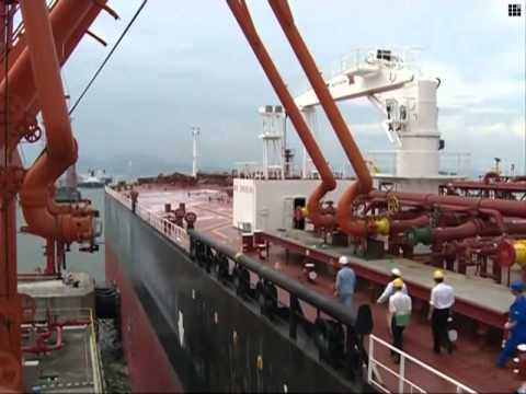 Curbing marine oil spill in S. China