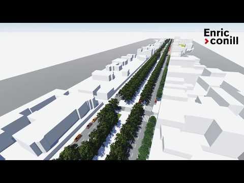 Reforma del Passeig  d'Igualada (ERC)