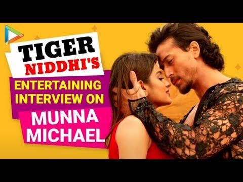 Tiger Shroff | Nidhhi Agerwal | Full Interview | Munna Michael