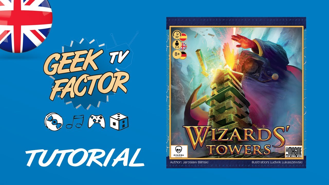 WIZARDS TOWERS – How To Play [ENG]