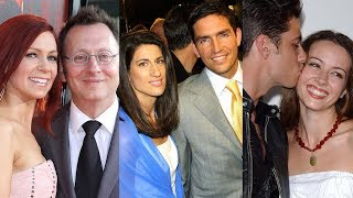 Person Of Interest ... and their real life partners