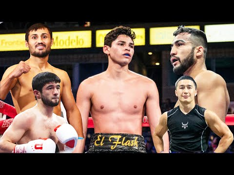 Эти Узбеки Легко Сломают Райана Гарсия! 5 Узбекских Боксёров Готовые Выйти Против Гарсия