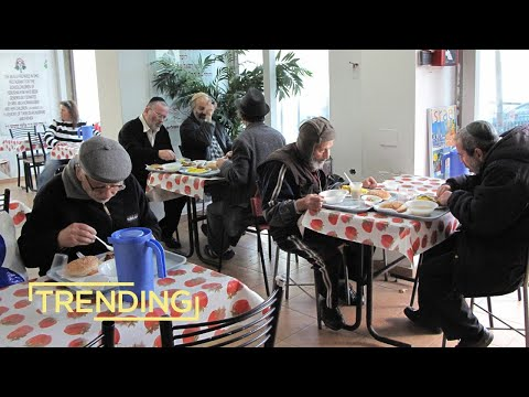 Meir Panim: Soup Kitchen 'Restaurants' Brightening Faces In Israel