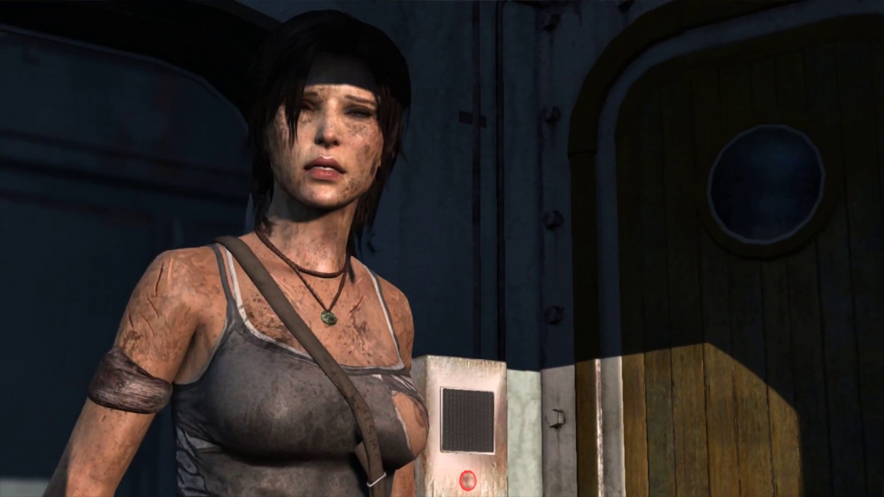 Tomb Raider 2013 Nude mod by ATL BLUE BLOOD v 3.8 2020