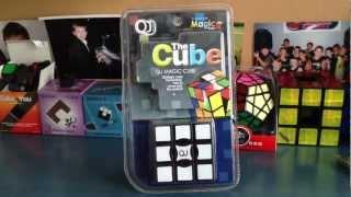 qj super floppy cube unboxing