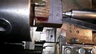 Видео токарных работ часть 2