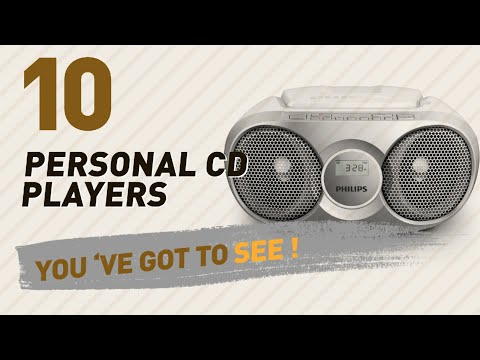Portable Sound & Vision - Personal Cd Players, Best Sellers 2017 // Amazon UK Electronics