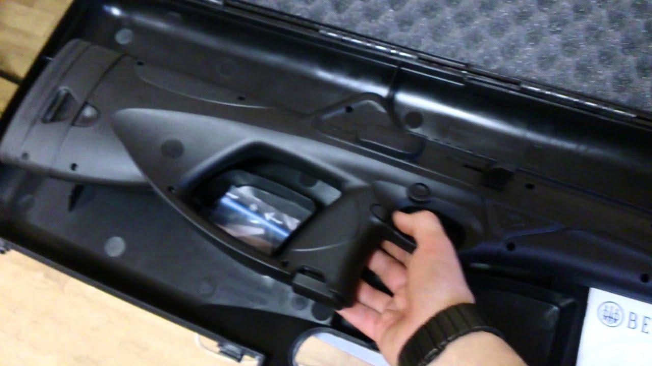 Пневматический пистолет Umarex Beretta 92FS - YouTube