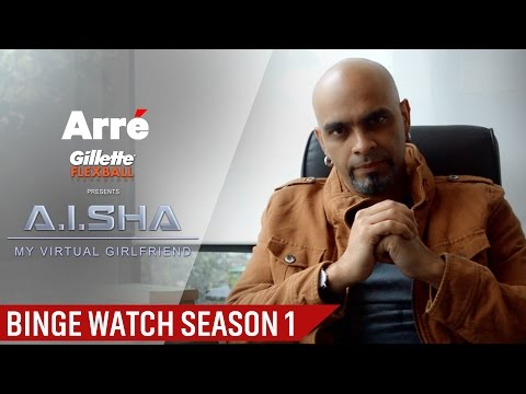 A.I.SHA My Virtual Girlfriend Season 1 | Binge Watch All Seven Episodes
