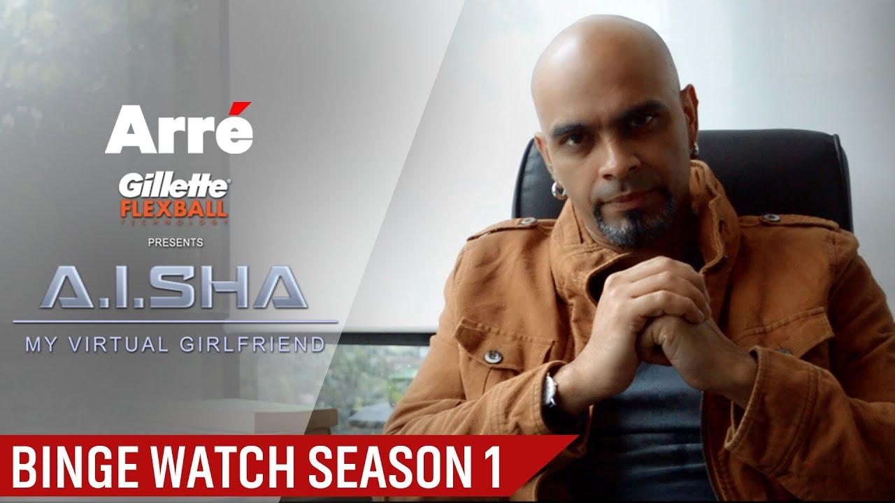 A.I.SHA My Virtual Girlfriend Season 1 | Binge Watch All Seven ...