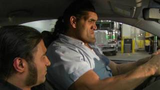The Great Khali hates rental cars